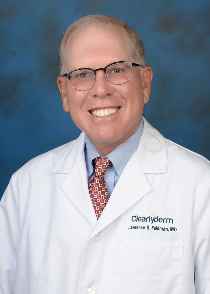 Dermatologist Lawrence Feldman